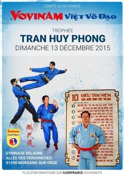 Trophée TRAN Huy Phong