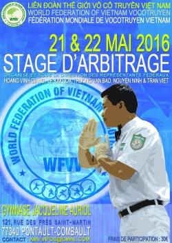 WFVV Stage International 2016